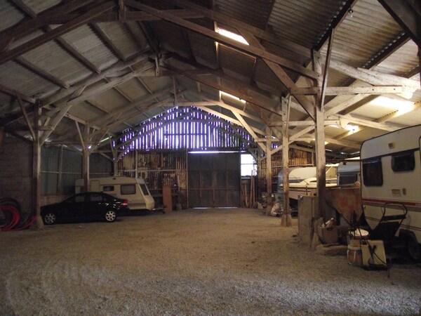 Hangar GARLAN