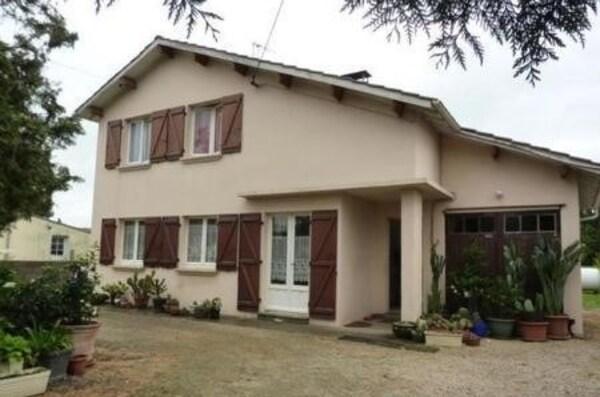 Maison individuelle FONTENILLE SAINT MARTIN D'ENT