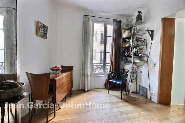 Appartement ancien PARIS 15EME arr
