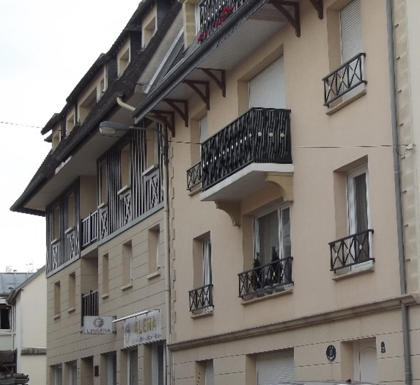 Appartement bourgeois HOULGATE