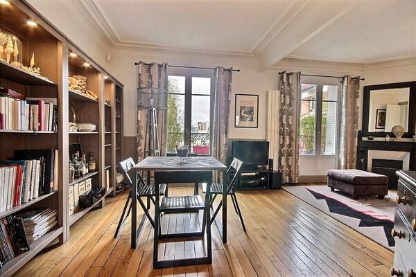 Appartement bourgeois PARIS 3EME arr