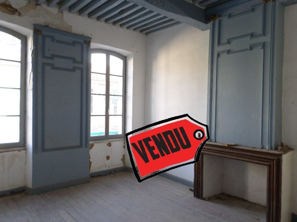 Appartement à rénover FLEURANCE