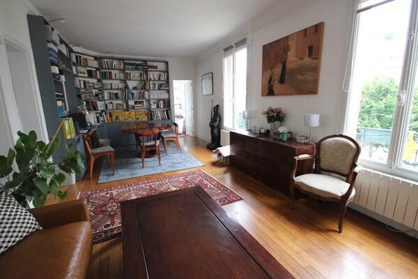 Appartement bourgeois LE VESINET