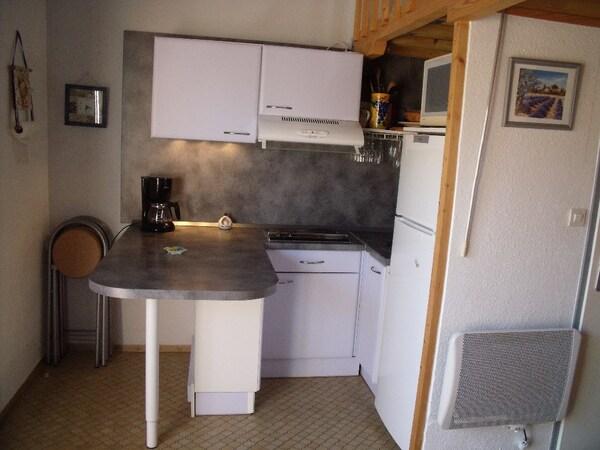 Appartement en résidence LE CAP D'AGDE