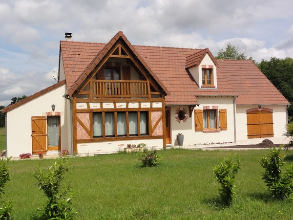 Maison individuelle LA FERTE IMBAULT