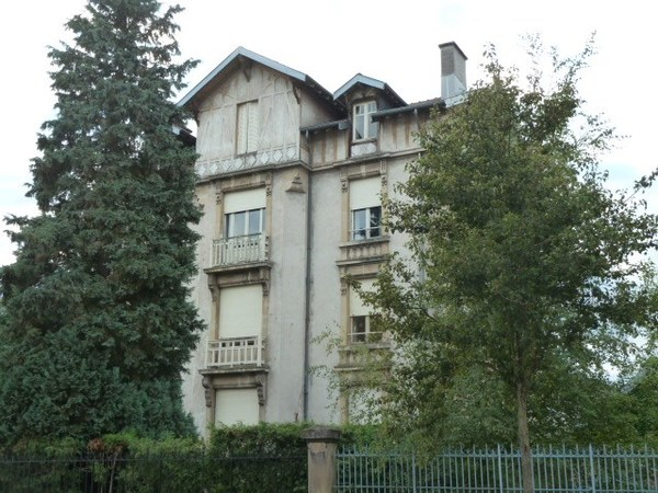 Appartement bourgeois EPINAL
