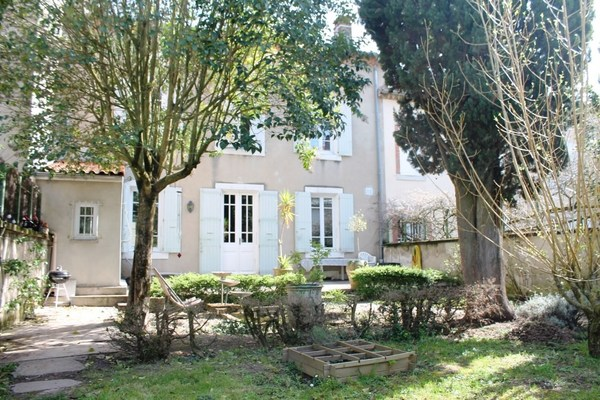 Maison bourgeoise CASTRES