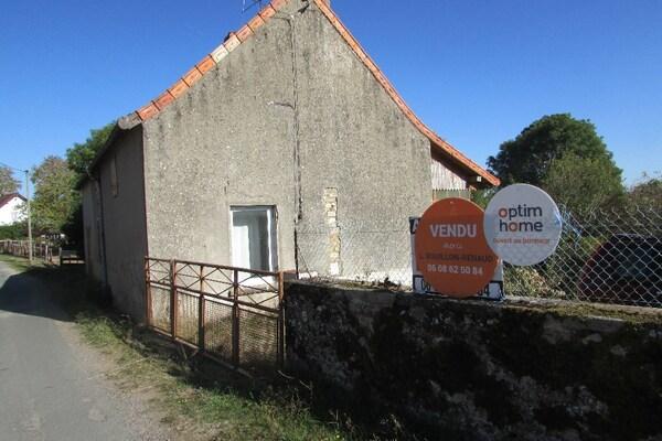 Maison à rénover LA GUICHE
