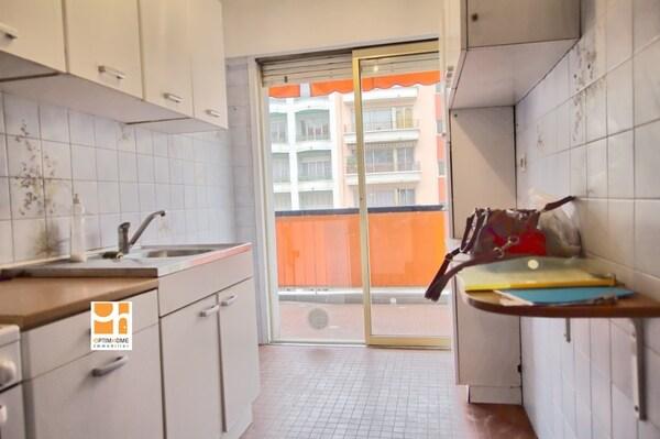 Appartement bourgeois CROS DE CAGNES