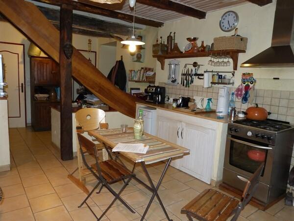 Maison de village LAPANOUSE