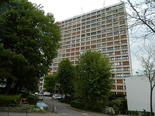 Appartement en résidence NANCY