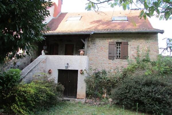 Maison en pierre CLUNY