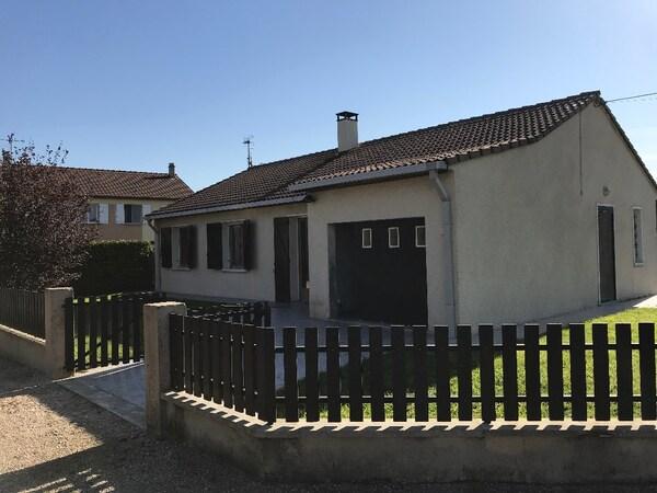 Maison plain-pied ECLARON BRAUCOURT SAINTE LIVIERE