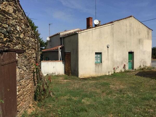 Maison plain-pied CHATEAU GUIBERT