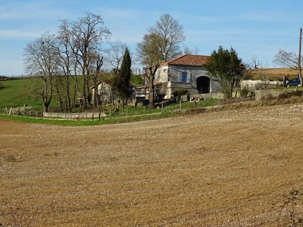 Maison en pierre CHAMPNIERS