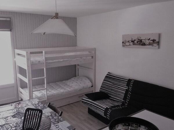 Appartement rénové BOUTX
