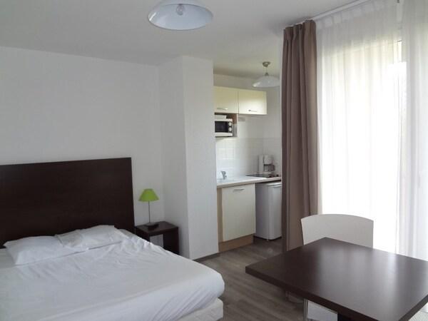 Appartement en résidence HONFLEUR