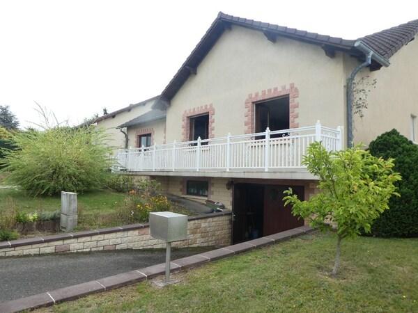 Maison LONGEVILLE LES SAINT AVOLD