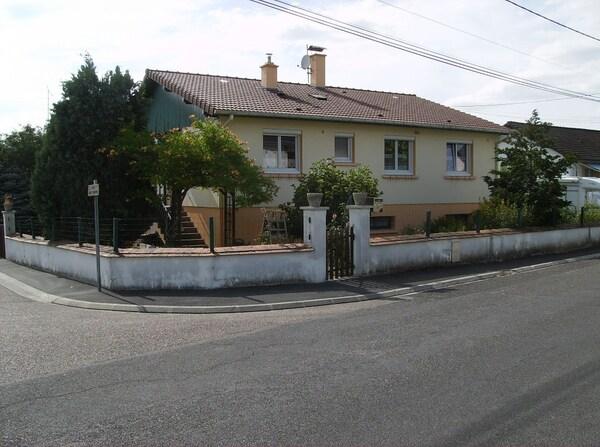Maison individuelle STENAY