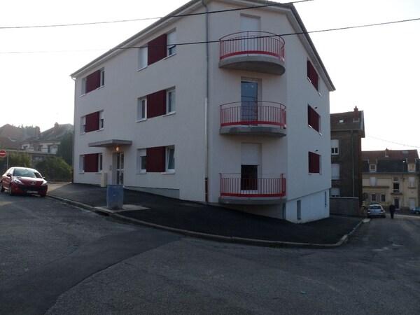 Appartement en résidence AUDUN LE ROMAN