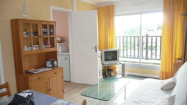 Appartement en résidence CABOURG