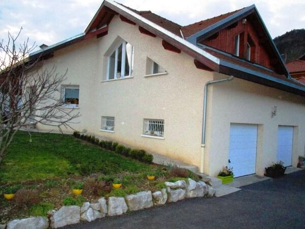 Maison contemporaine CLUSES