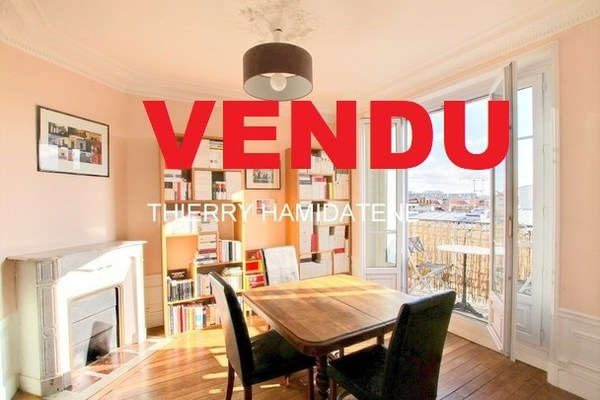 Appartement bourgeois ARGENTEUIL