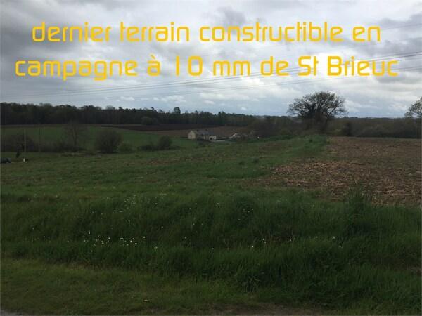 Terrain constructible SAINT JULIEN