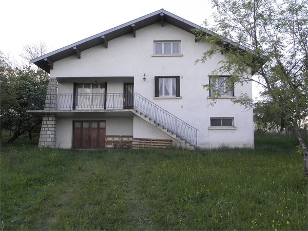 Maison individuelle MONTDORE