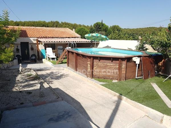 Maison plain-pied MARTIGUES/COURONNE