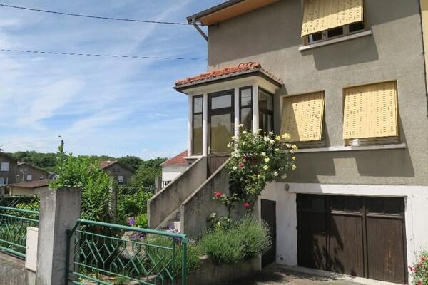 Maison jumelée HAUCOURT MOULAINE