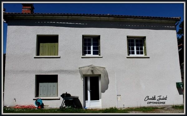 Maison rénovée CHALAIS