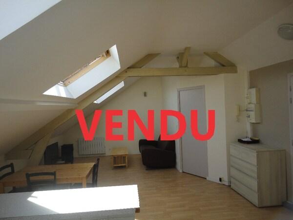 Appartement rénové LE HAVRE