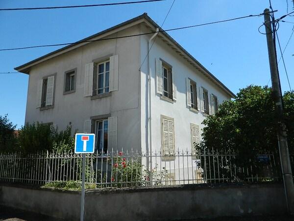 Appartement ancien LUNEVILLE