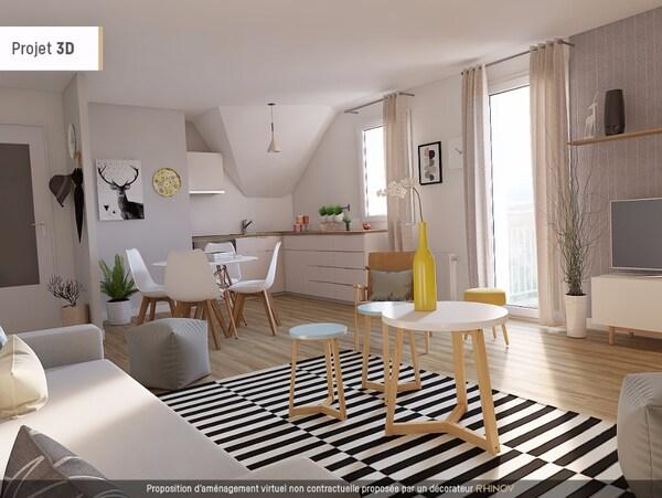 Appartement GUICHEN