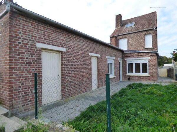 Maison de village BIACHE SAINT VAAST