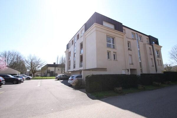 Appartement en résidence MOULINS LES METZ