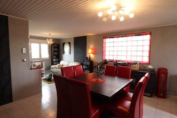 Appartement rénové VAL DE BRIEY