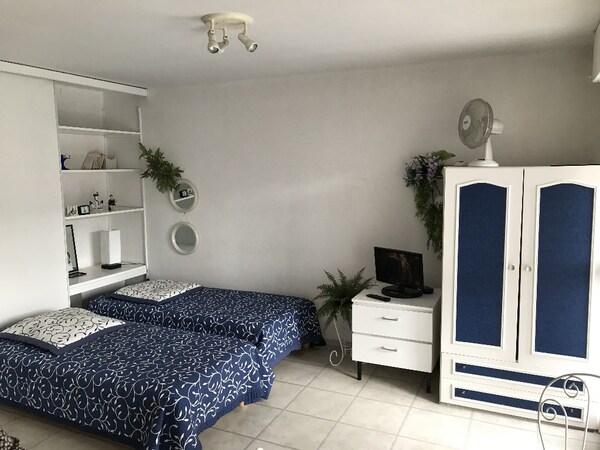 Appartement en résidence AIX LES BAINS