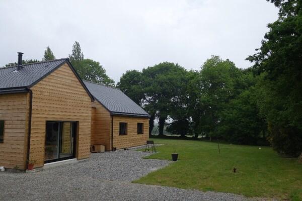 Maison en bois LANNION