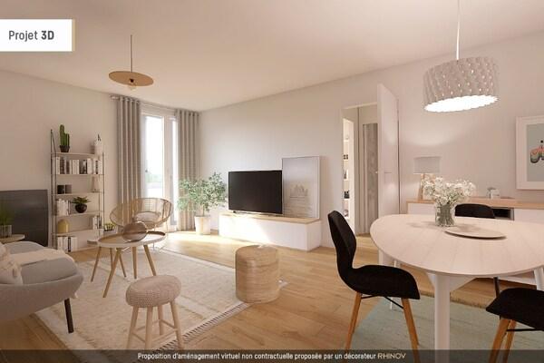 Appartement GRADIGNAN