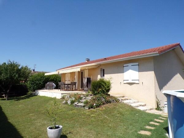 Villa AMBERIEU EN BUGEY