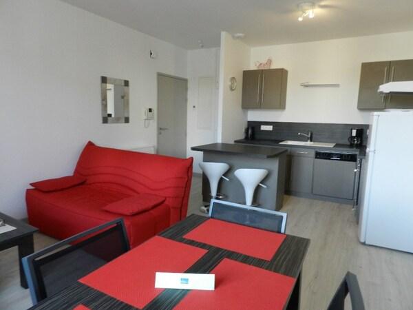 Appartement en résidence DAX