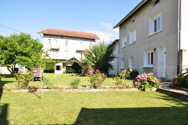 Maison SAINT ETIENNE DE SAINT GEOIRS