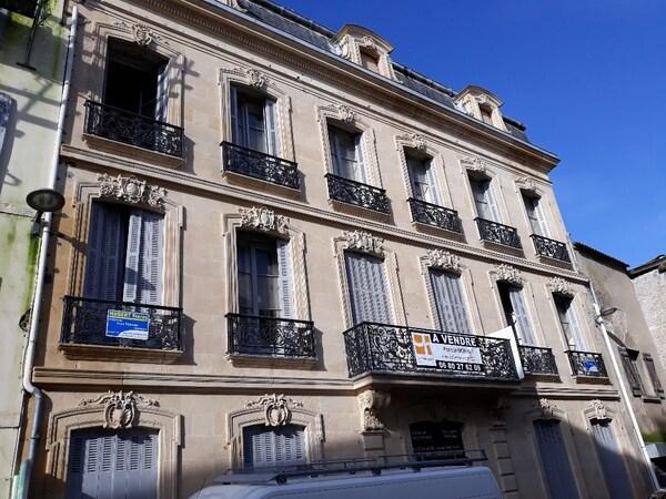 Appartement Haussmannien DAX