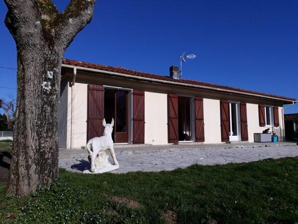 Maison individuelle DUHORT BACHEN