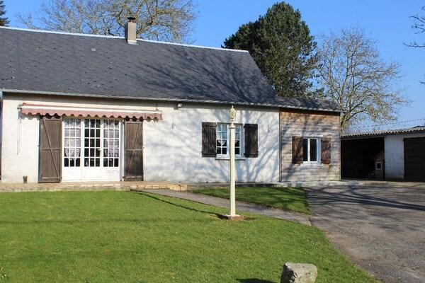 Maison plain-pied CERISY BULEUX