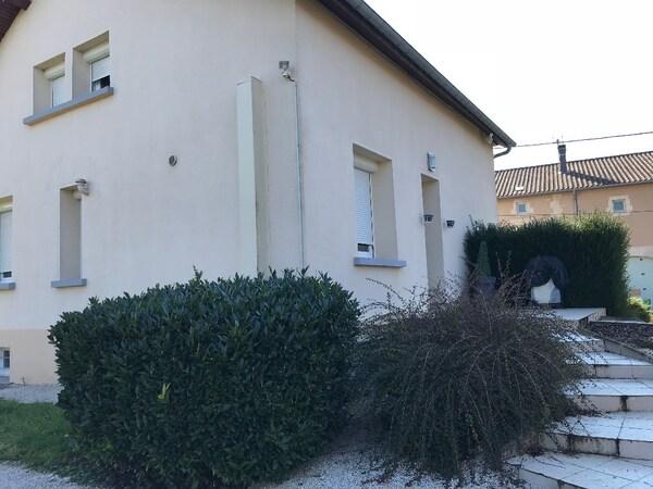 Maison individuelle BAZINCOURT SUR SAULX