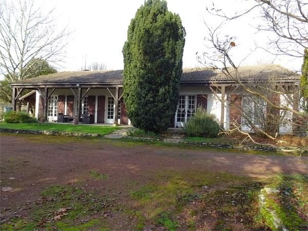 Maison individuelle LE GOND PONTOUVRE