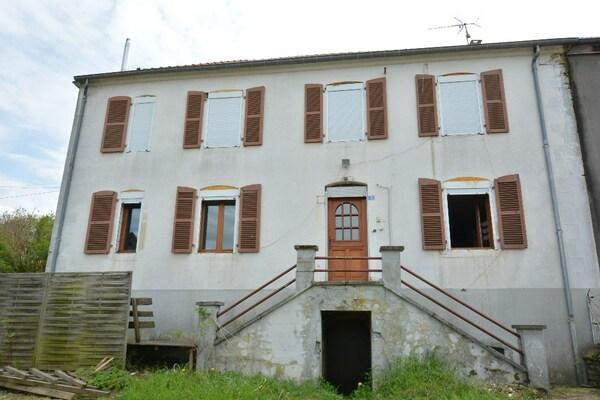 Maison de village VILLE HOUDLEMONT